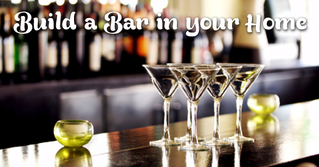 Build-a-Bar-in-your-Home
