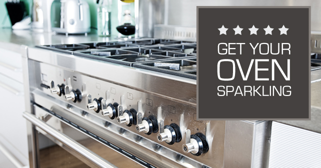 Get your Oven Sparkling