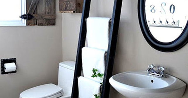 Towel Storage Ideas 2