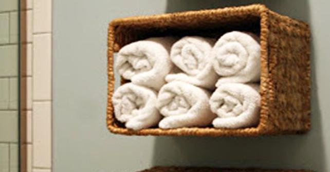 Towel Storage Ideas 3