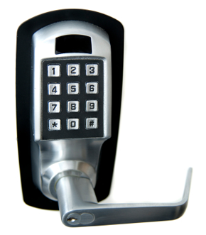 Houston-Home-Automation-Keyless-entry